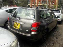 Toyota fielder very clean ,new tyres,cd player .