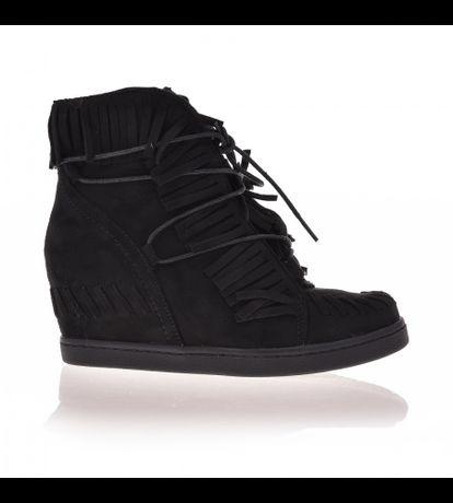 4bed9627 Sneakersy buty na koturnie dziecięce botki dla dziewczynek Nowy Sącz -  image 2