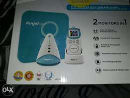 Angelcare movenent and sound monitor