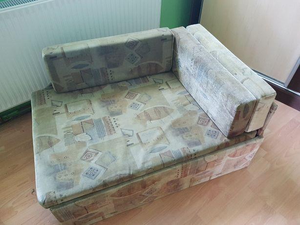 łóżko Młodzieżowe Rozsuwane Pojemnik Na Pościel Sofa Skoczów