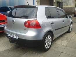 2006 golf 5 2.0 for sale