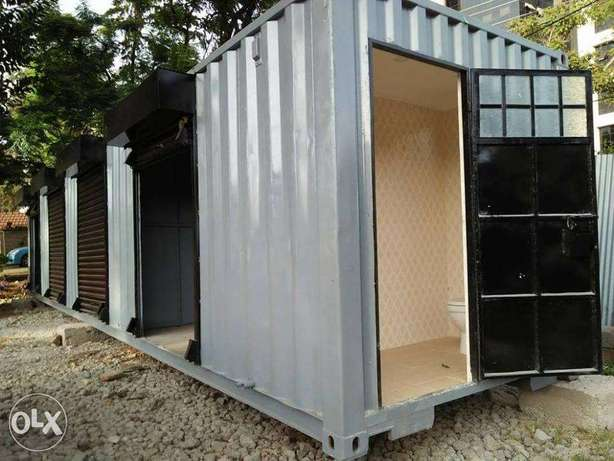 20ft and 40ft CONTAINERS with proper documentation available Nairobi CBD - image 7