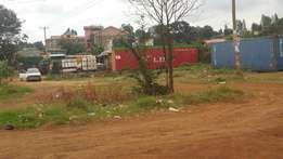 1/4 acre for sale in Thogoto Kikuyu Kiambu
