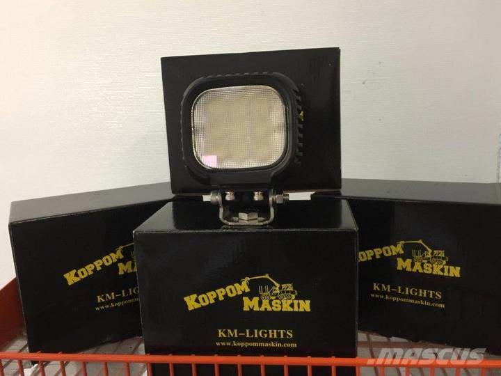 Km Lights Ledlampor 63 Watt - 2019