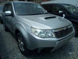 Subaru Forester XT new arrival