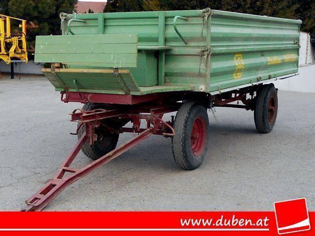 Brantner 5-Tonnen-Anhänger