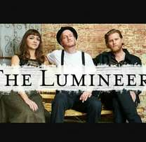 Lumineer Tickets x 2 for R1000
