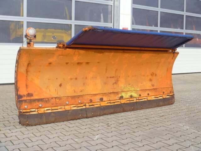 Unimog Schneepflug - Schneeschild Schmidt Cp3 - 1986