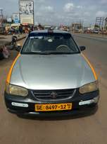 Toyota corolla is for sale at a cool price