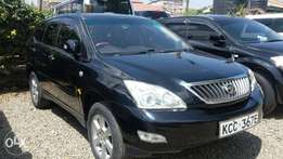 Toyota harrier double sunroof