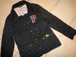 eda2832352c5e PAULS BOUTIQUE Kings of Custom wiosenna czarna pikowana kurtka jnowa L