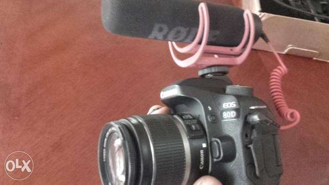 Rode Mic for Canon or Nikon camera Nairobi CBD - image 1