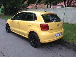 2013 Volkswagen Polo 6 With 1.6 Litre Engine 5Drs