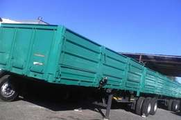 a superlink drop sides trailer for sale hurry while it last