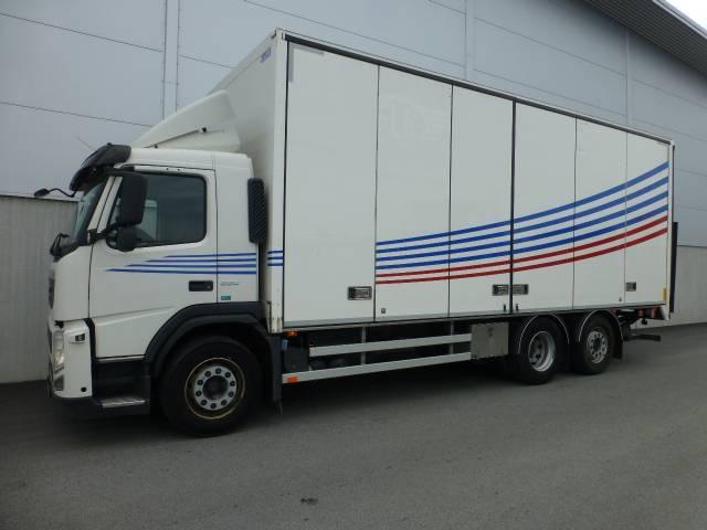 Volvo Fm 330 6x2 - 2012