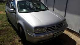 Hi there I'm selling my golf 4 station wagon