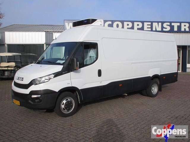 8592ba8a4388d3 Used Iveco Refrigerated vans for sale
