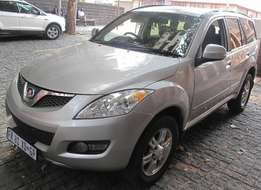 2012 GWM H5 SUV 2.0 VGT 4x4 For Sale (R68 999) Good Condition