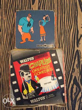 8mm and super 8 Vintage Movies