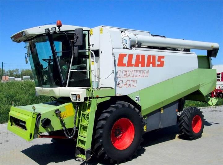 Claas Lexion - 2000