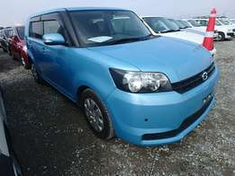 Toyota Rumion Year 2010 Automatic Transmission 2WD Blue Color KCM