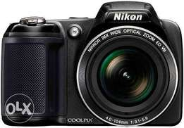 Nikon coolpix L320 very clean camera