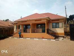 Prestigious two bedroom house is available for rent in kisasi