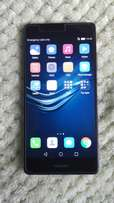 Huawei p9 dual camera Gold in mint condition