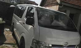 Toyota Hiace, unregistered year 2008,2000 CC