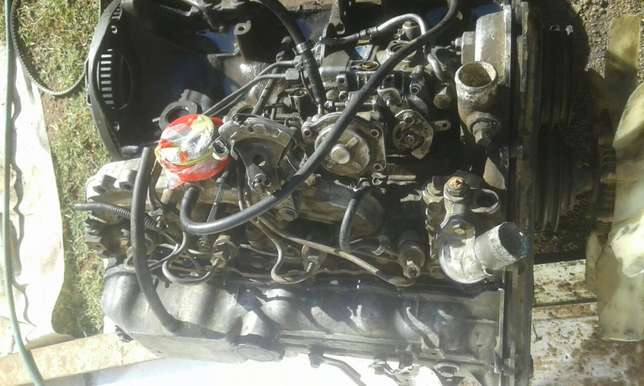 Selling my complete engine is still running Good2l2 2.4 Pretoria West - image 1