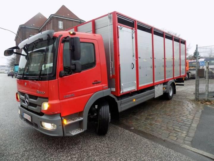 Mercedes-Benz Atego 1529 Viehtransporter - 2013