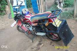 Tigers motorbike for sale