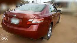 Sparkling clean 2010 Toyota Camry for salesman