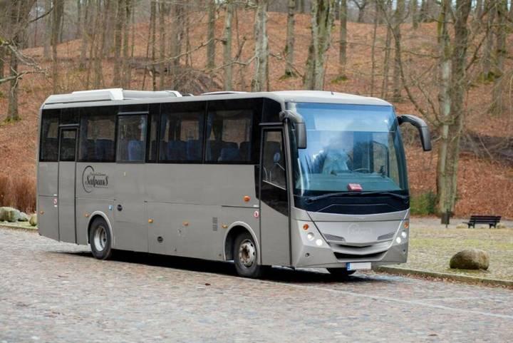 Irisbus Indcar Dayron - 2009