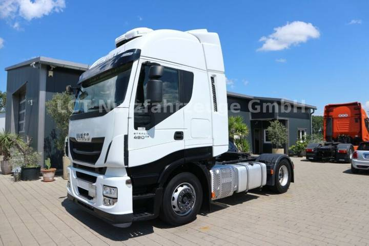Iveco AS440S48T/P EURO 6 - 2016