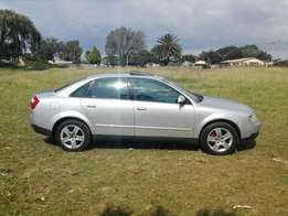 Bargain, audi a4 in mint condition come drive it away for R58000 neg