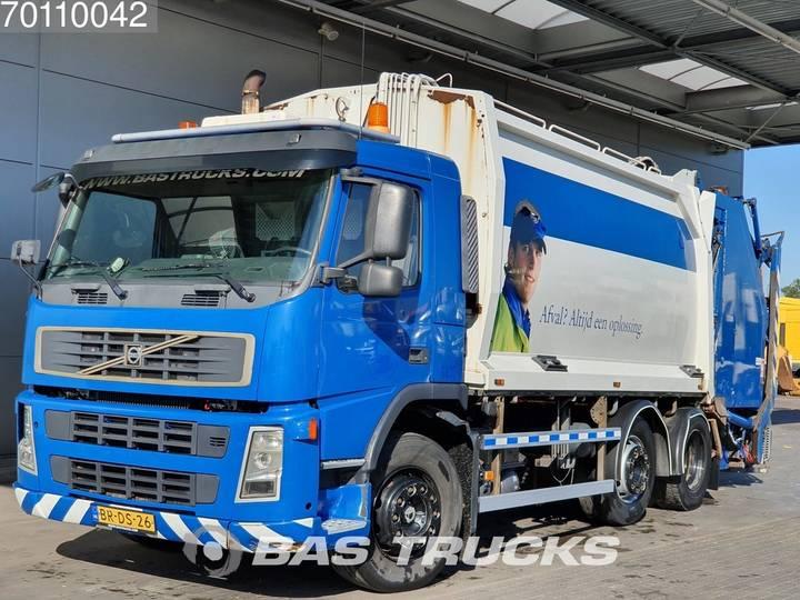 Volvo FM9 260 6X2 Lenkachse Euro 3 Geesink Aufbau - 2005