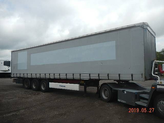 Krone Curtain - Coil - Side Boards - Dxf 974 - 2013