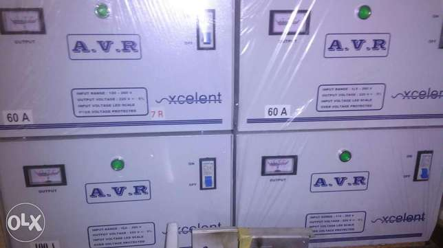 AvR & ups & aps & charger