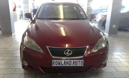 2009 lexus 1.5 250 for sell R118000