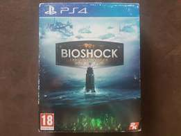 Bioshock the collection brand new games its 3 games