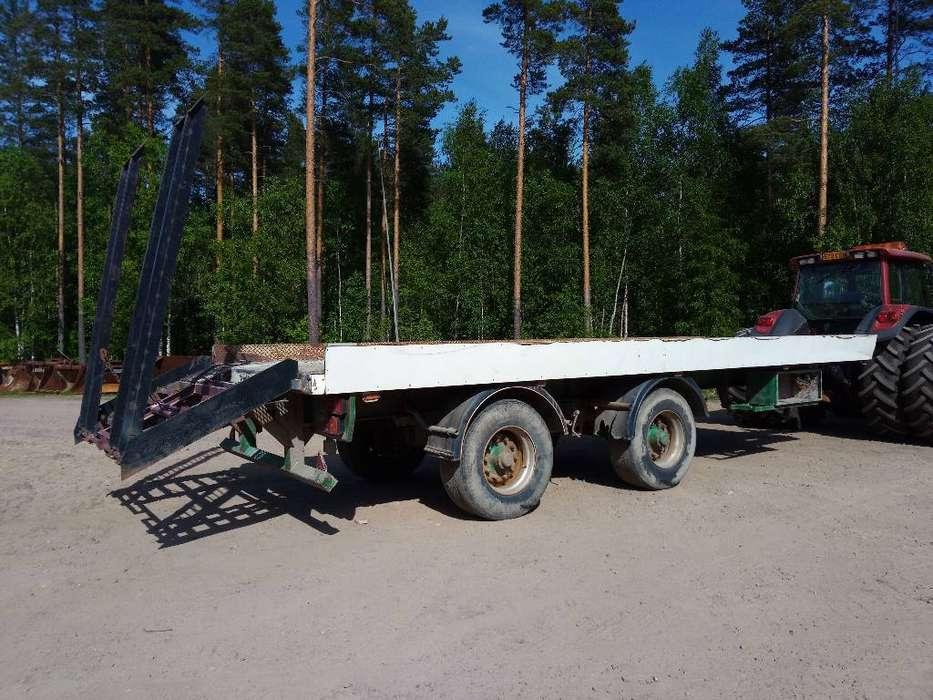 Jarrullinen Lavetti 2-akselinen Traktorivetoinen - 2000