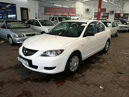 2006 Mazda 3 1.6 Original, 146000km's, with Service History