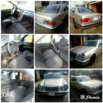 Benz E230 for sale 2000model buy and drive 450k