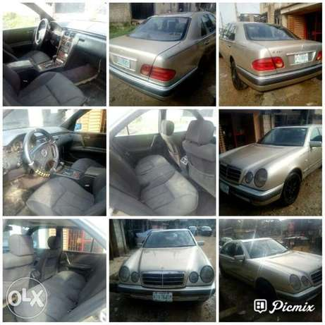 Benz E230 for sale 2000model buy and drive 450k  - image 1