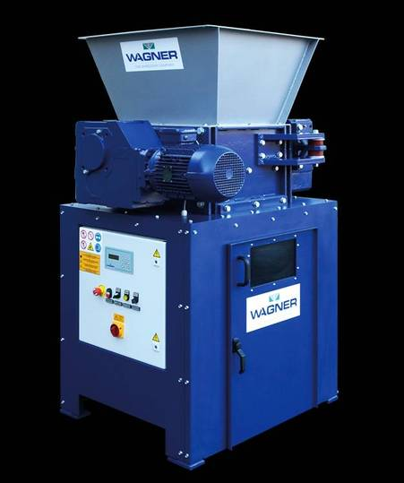 Wagner Wts 500 Twin Shaft Shredder - 2019