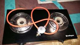 I god stove 2 plat is good condition