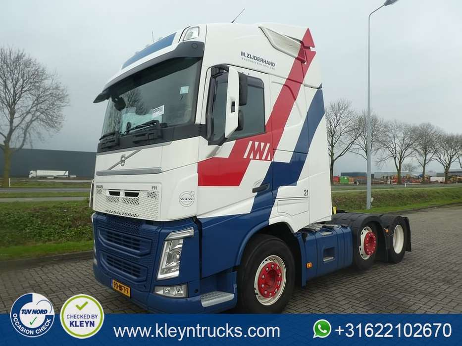 Volvo FH 460 6x2 twinsteer xenon - 2015