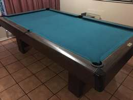 Good quality Bristol Snooker table from London