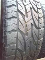 Secondhand tyres from R250